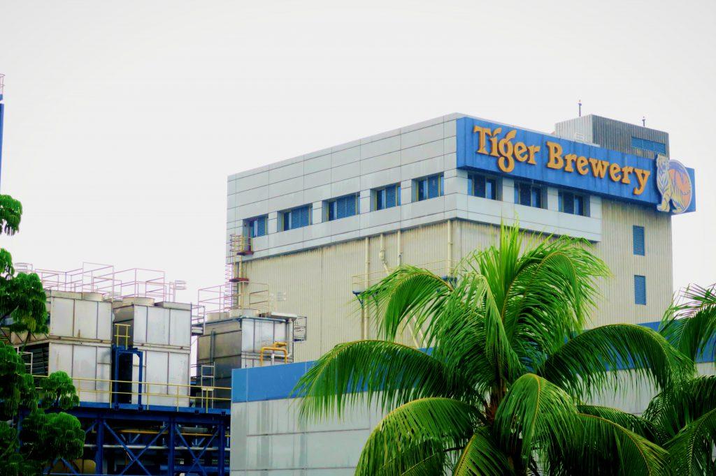 タイガービール工場①