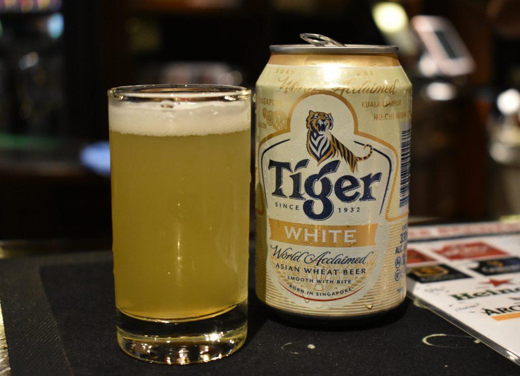 タイガービールホワイト