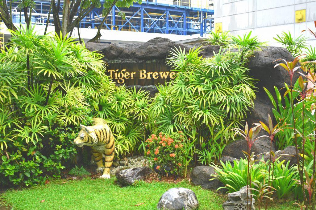 タイガービール工場記念写真①