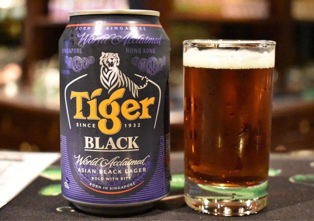 タイガービールブラック
