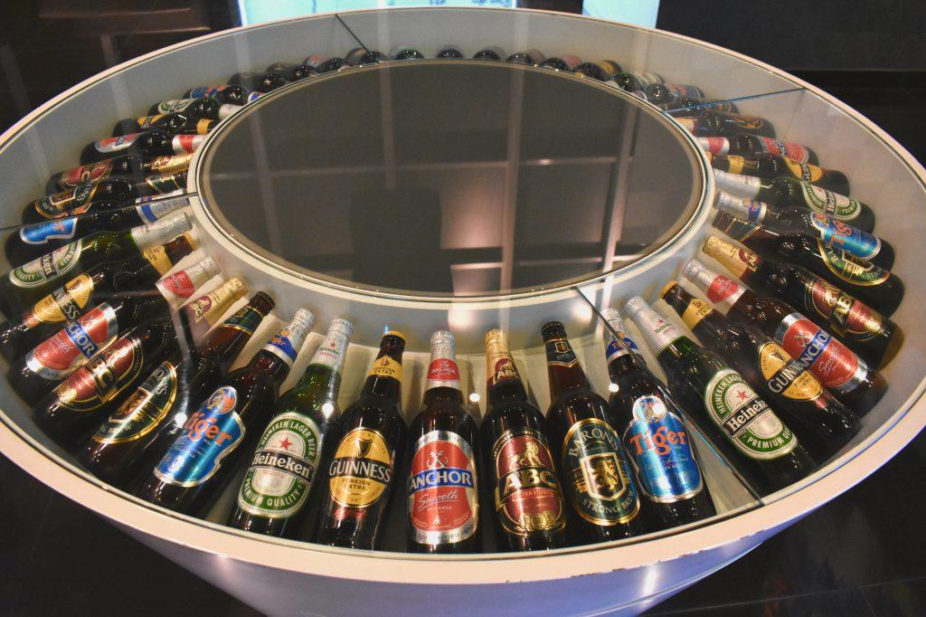 タイガービール工場エントランス②