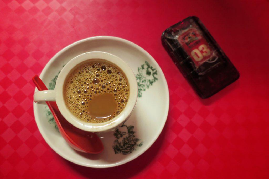 南洋老珈琲(Nanyang Old Coffee)のkopi