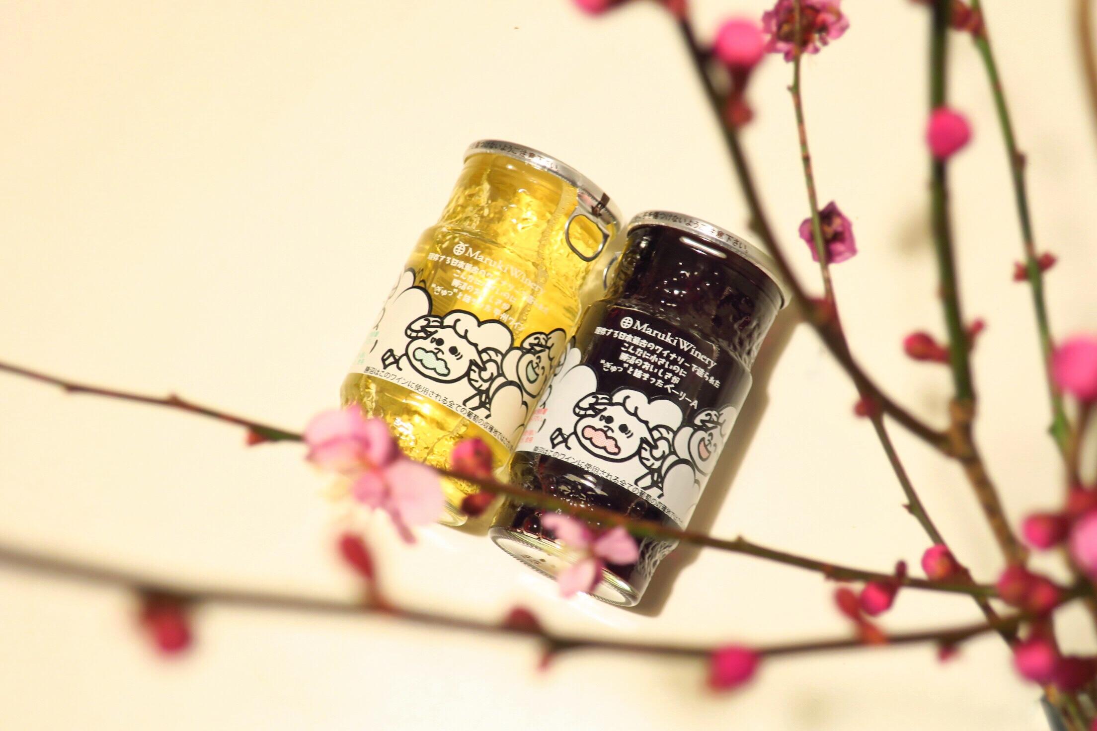 お花見にぴったり!ミニサイズがうれしいワイン&桜のエチケットが華やかなロゼワイン