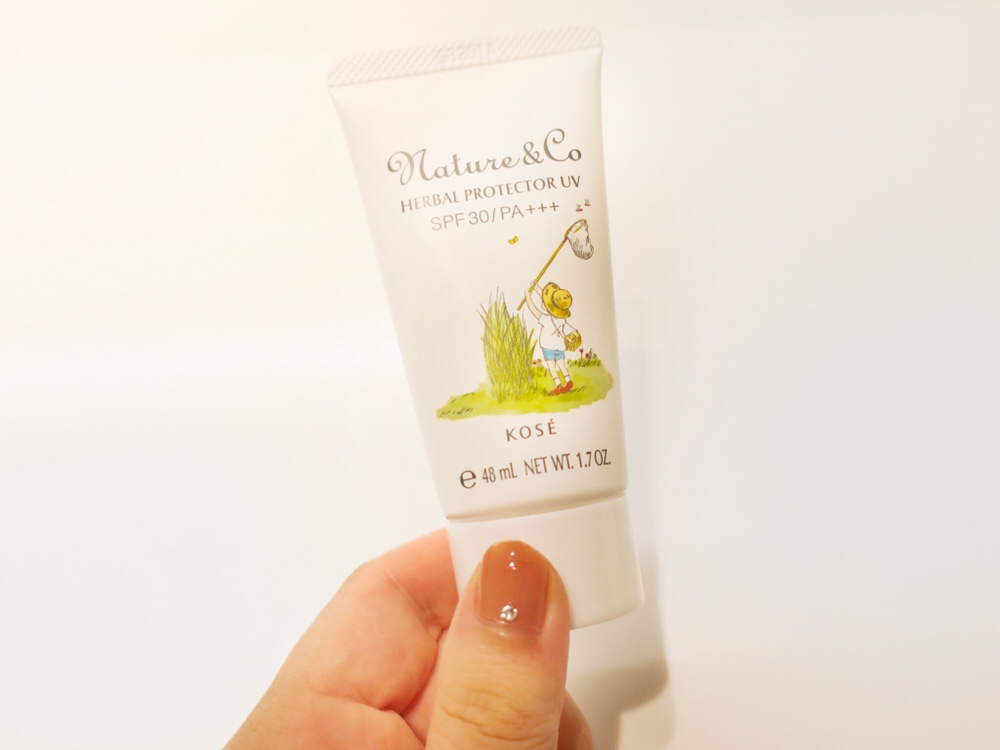 KOSE Nature & Co Herbal Protector SPF30 +++