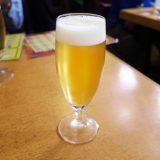 池袋「大都会」サービスタイムのグラスビール150円