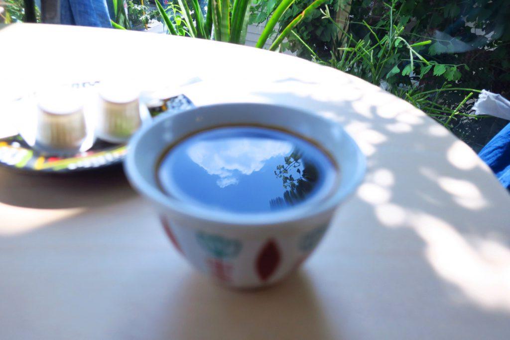 Shelter KUKO 青空を映すコーヒー
