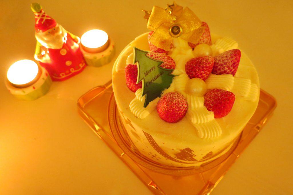 アンリシャルパンティエのケーキ