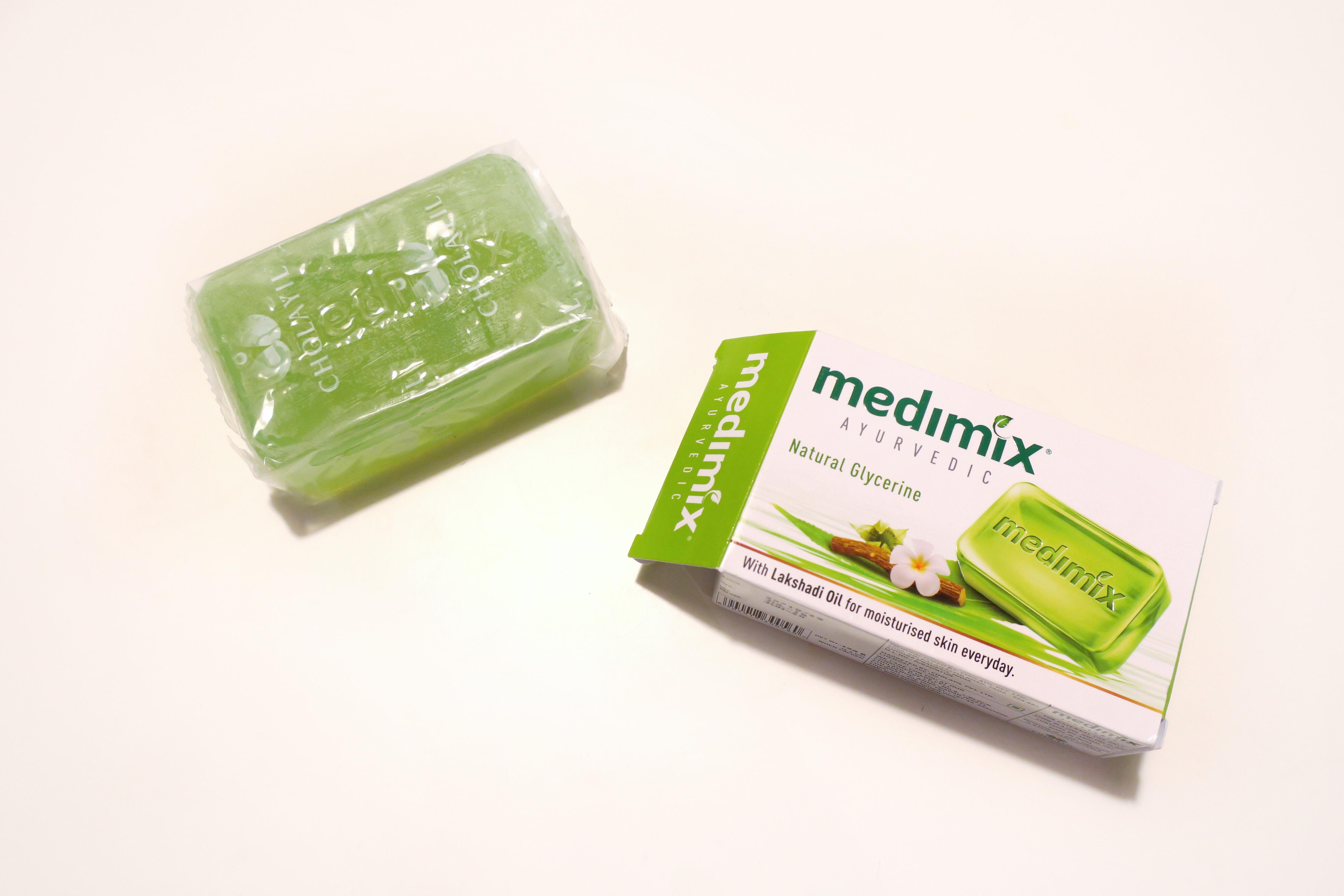 medimix Natural Glyceline ナチュラルグリセリンソープ