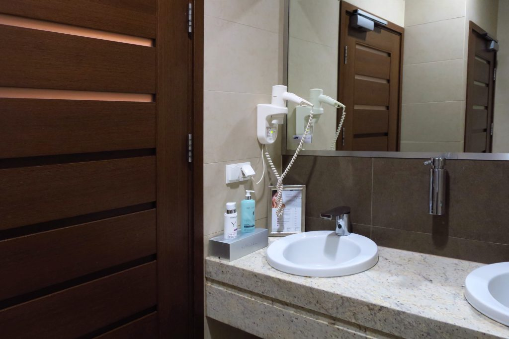 Polonez Lounge toilet