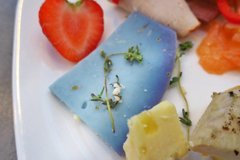 ブルーチーズならぬタイムチーズ