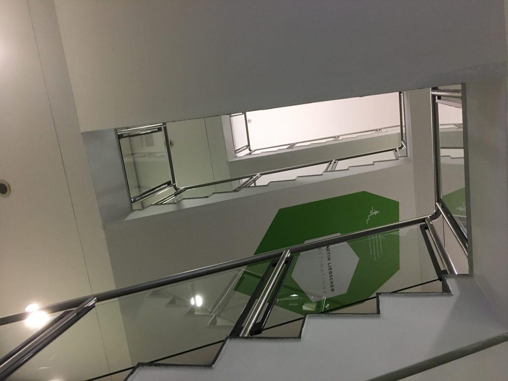 ぐるぐる階段