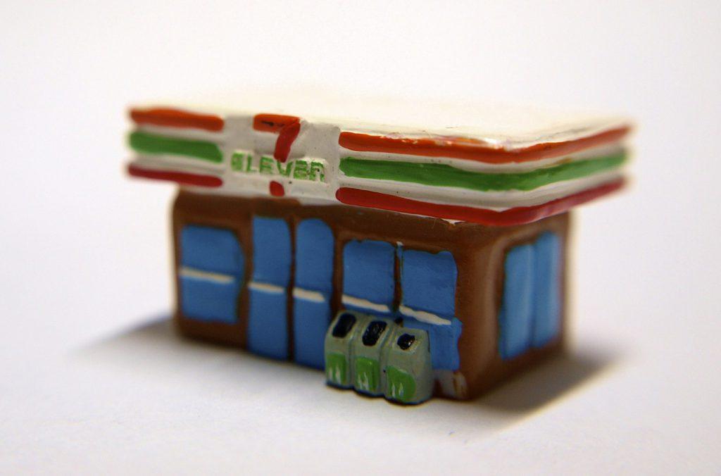 seven eleven convenience store