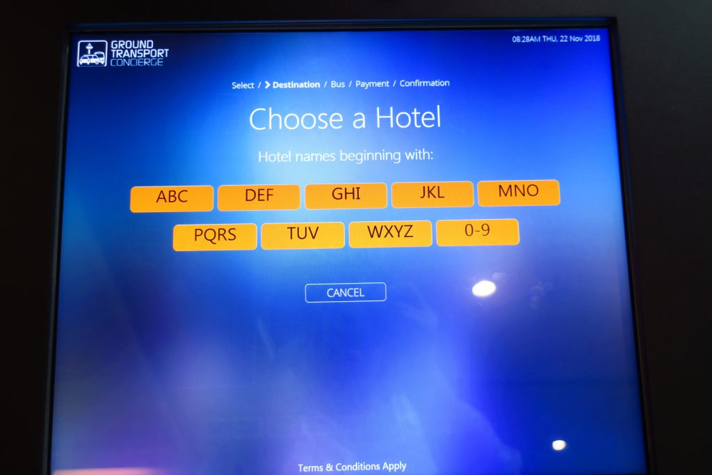 search your hotel