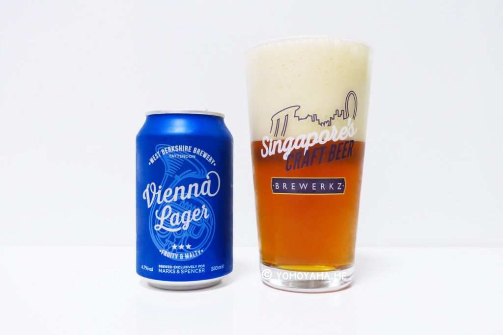 marks & spencer - Vienna Lager
