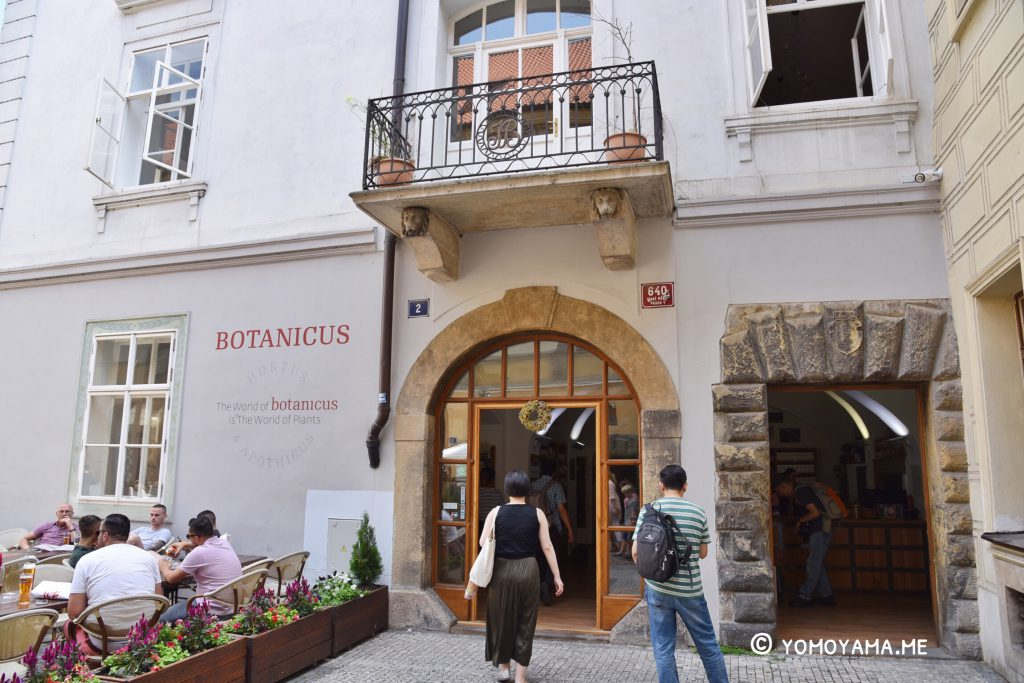 Botanicus czech