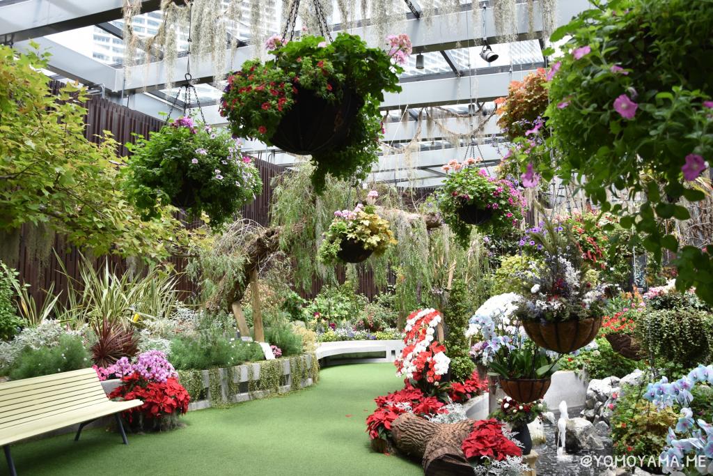 フローラル・ファンタジー第二の庭フロート(Floral Fantasy Float)