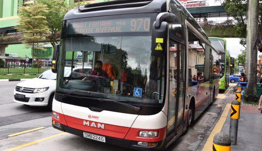 """【シンガポール】安い・速い・便利・楽ちん!シンガポール観光の幅をぐっと広げる""""バス""""の乗り方を徹底解説"""