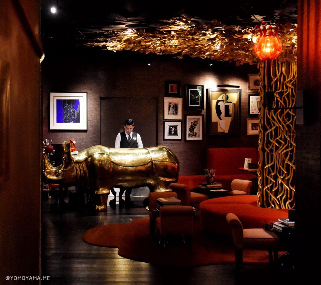 Singapore The Vagabond Club