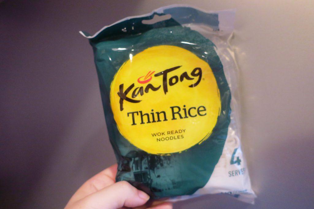 オーストラリアで買ったチルド麺