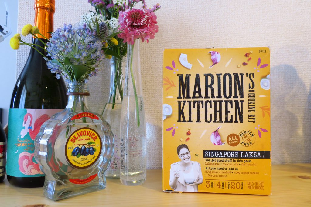 MARION'S KITCHENのLAKSA