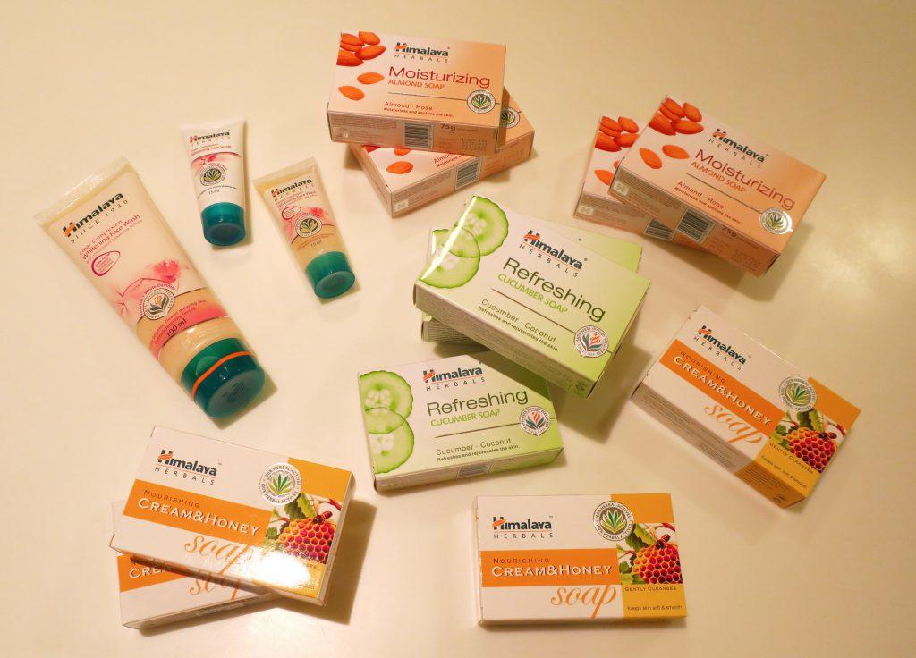 Himalaya 石鹸&洗顔フォーム