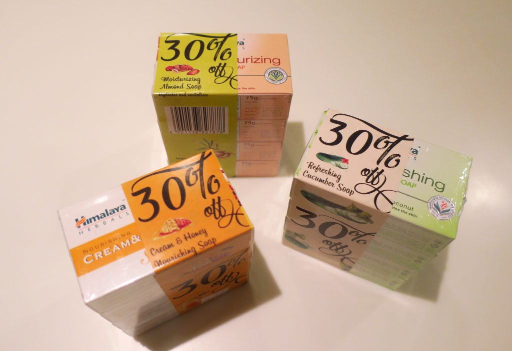 Himalaya Herbal Soap 30% discount