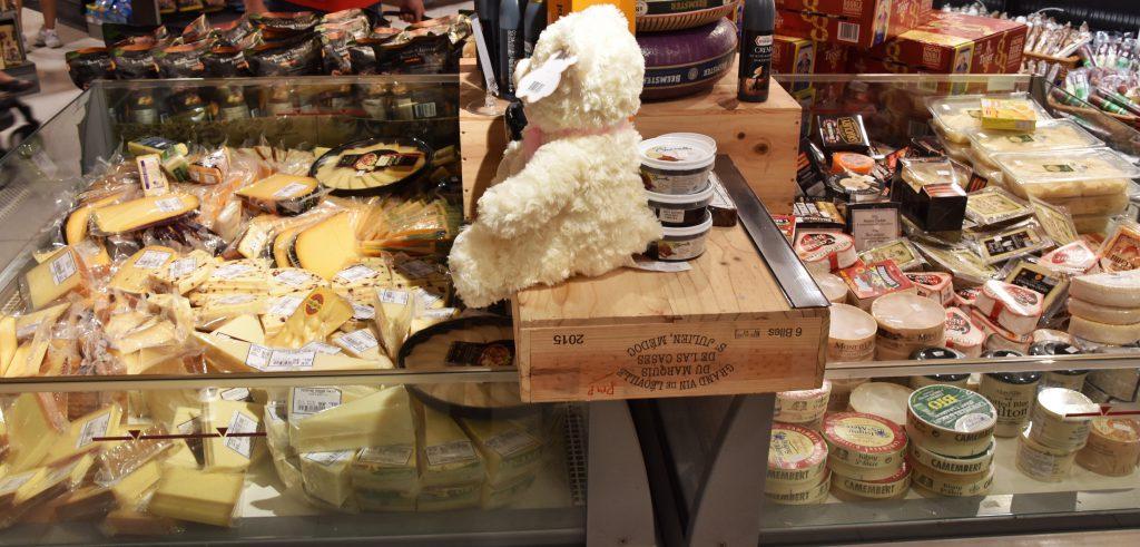 シンガポール スーパーグルメ チーズ
