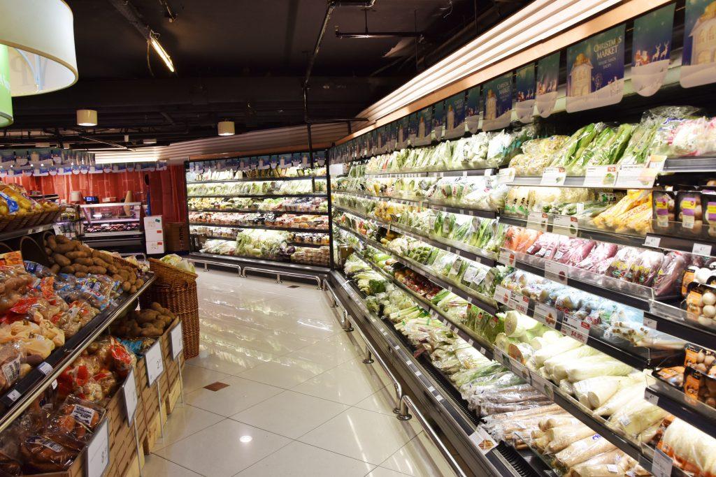 シンガポール スーパーグルメ 野菜