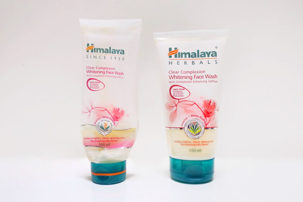Clear Complexion Whitening Face Wash Himalaya