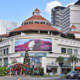 シンガポール タングリンモール 外観