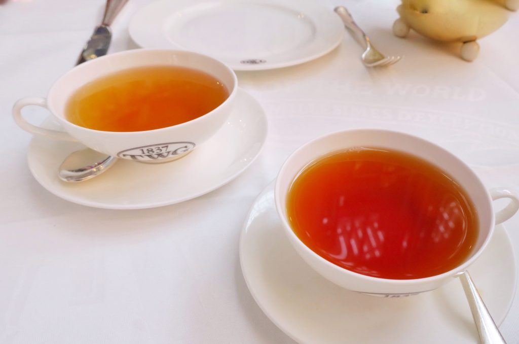 TWGの美しい紅茶