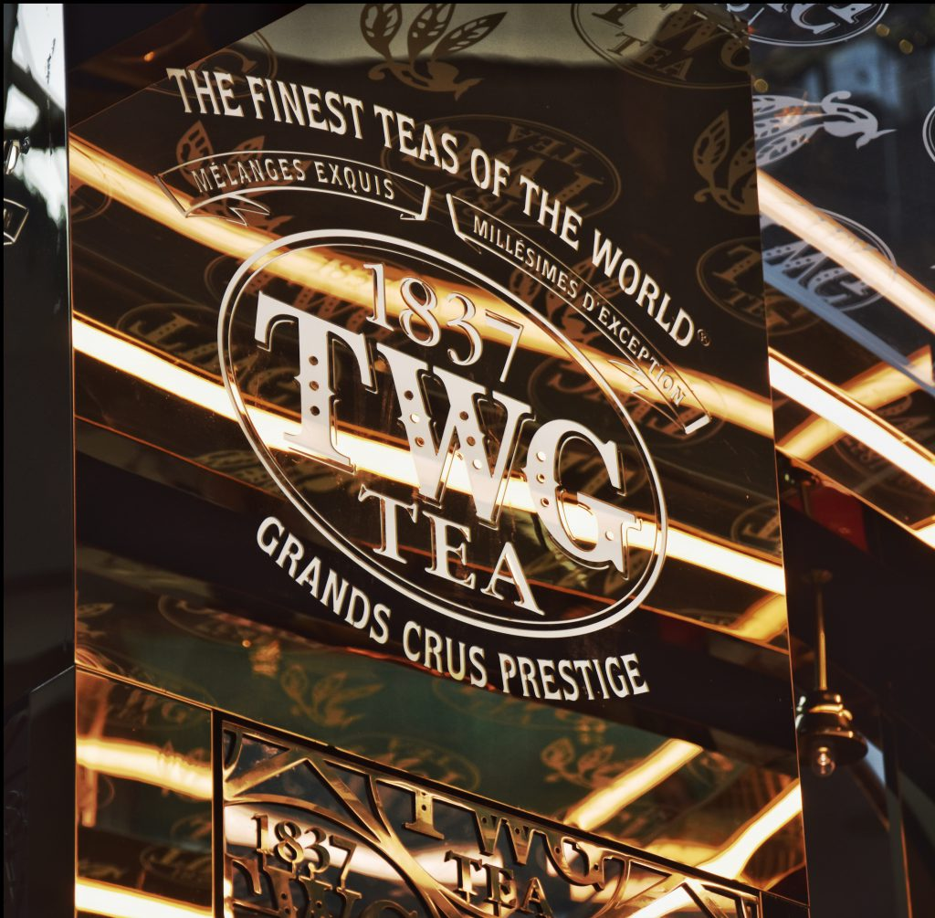 Singapore TWG afternoontea