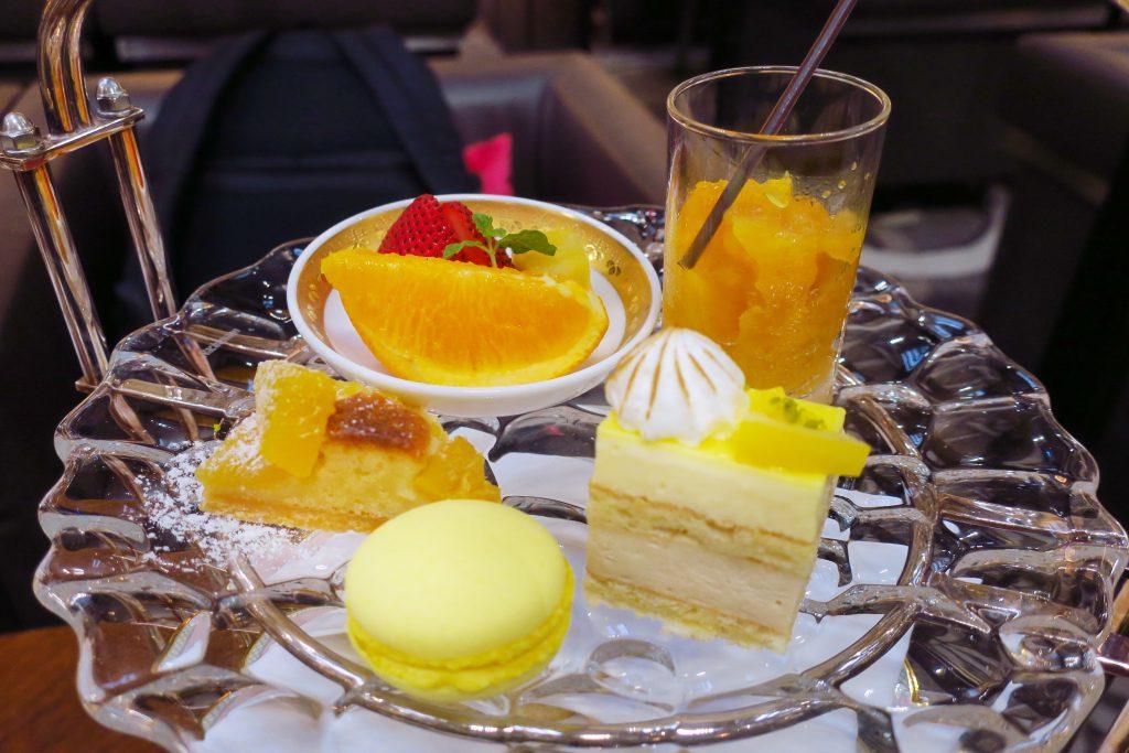名古屋東急ホテルのアフタヌーンティー パティスリー