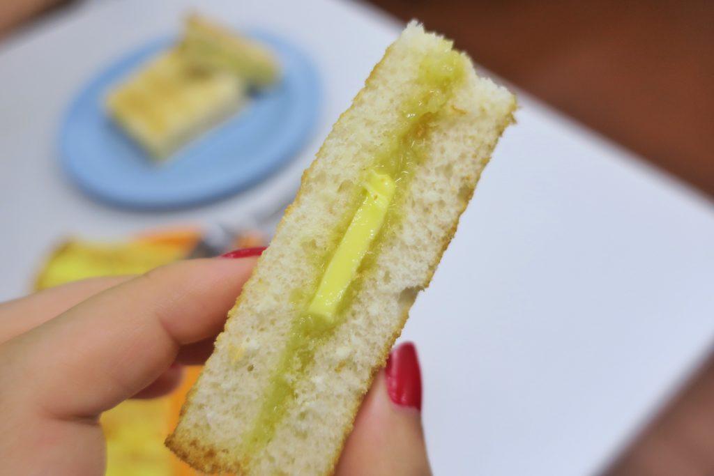 キリニー・コピティアムのカヤトースト