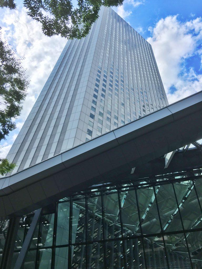 2020年7月1日にリニューアルオープンした新宿住友ビル