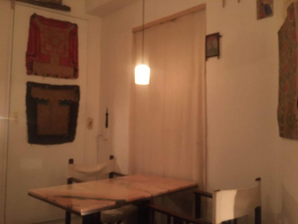 国立にある隠れ家レストラン「台形」