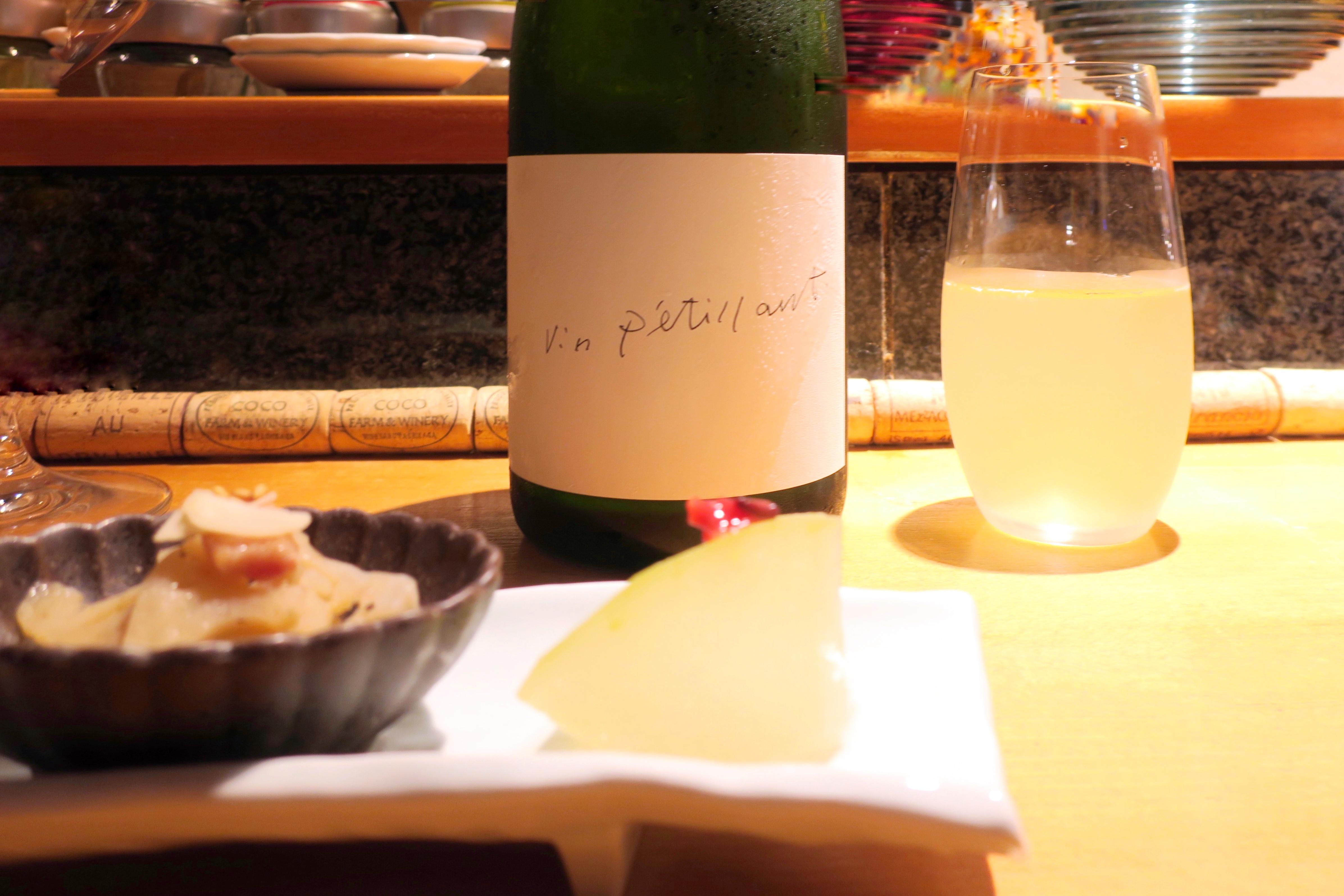 【東十条】秋が随所に-食堂あいそのワイン会【3回目】