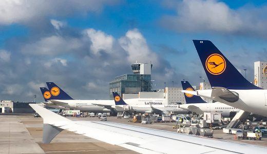 フランクフルト空港 乗り継ぎレポ  乗継時の注意点やルートもチェック!